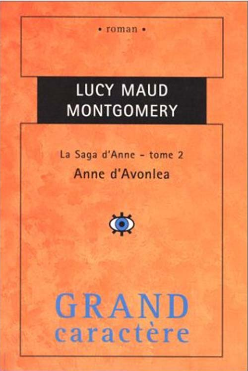 La Saga D'Anne T.2 ; Anne D'Avonlea