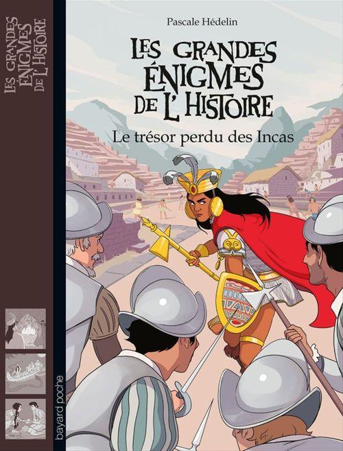 Vente Livre Numérique : Le trésor des Incas  - Pascale Hédelin