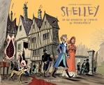 Vente Livre Numérique : Romantica - Tome 1 - Percy et Mary Shelley - La vie amoureuse de l'auteur de Frankenstein  - David Vandermeulen