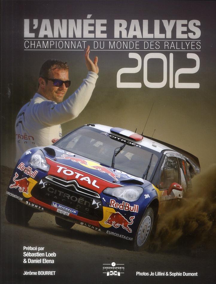 L'Annee Rallyes 2012-2013
