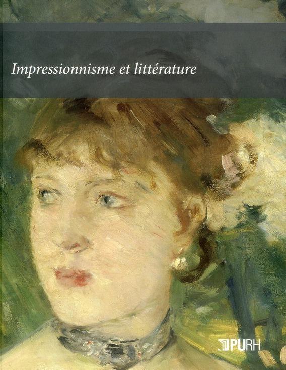 impressionnisme et litterature