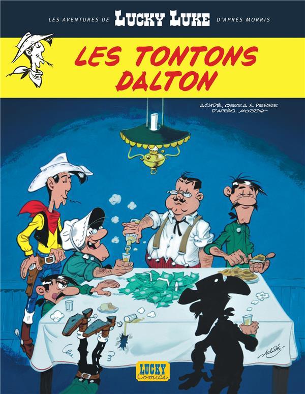 Les aventures de Lucky Luke d'après Morris T.6 ; les nouvelles aventures de Lucky Luke t.6 ; les tontons Dalton