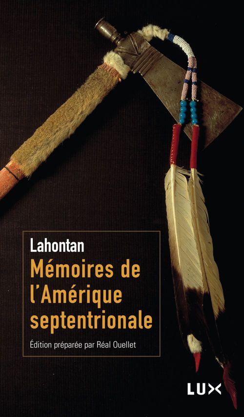 Mémoires de l'Amerique septentrionale