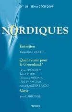 NORDIQUES T.18 ; quel avenir pour le Groenland ?
