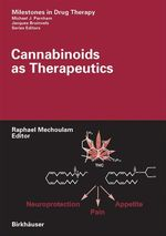 Cannabinoids as Therapeutics  - Raphael Mechoulam