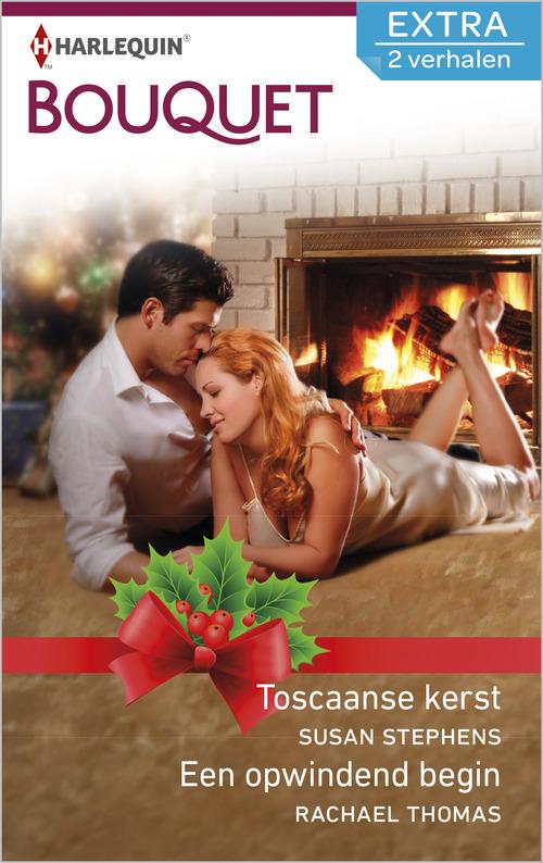 Toscaanse kerst ; Een opwindend begin (2-in-1)