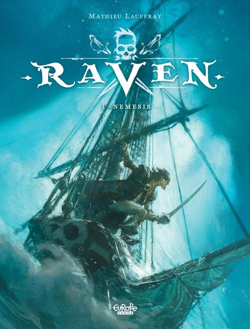 Raven - Volume 1 - Nemesis