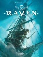 Vente EBooks : Raven - Volume 1 - Nemesis  - Mathieu Lauffray