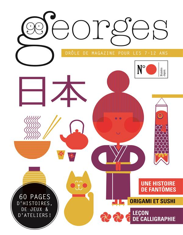 Magazine georges ; japon