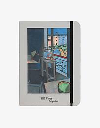 Grand carnet Matisse interieur bocal