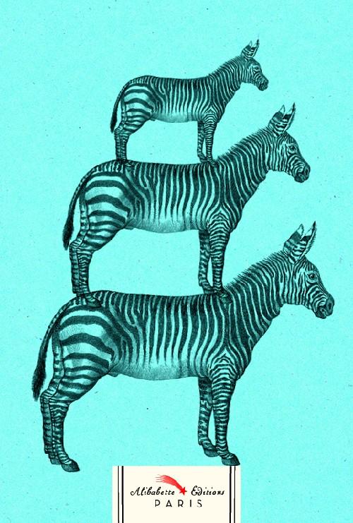 Artbook Zebra