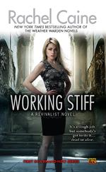Vente Livre Numérique : Working Stiff  - Caine Rachel
