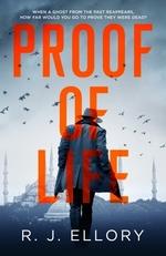 Vente EBooks : Proof of Life  - R.J. ELLORY