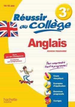 Reussir Au College; Anglais ; 3eme