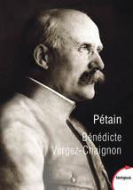 Vente Livre Numérique : Pétain  - Bénédicte VERGEZ-CHAIGNON