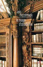 Vente Livre Numérique : Le Nuage d'obsidienne  - Eric McCormack