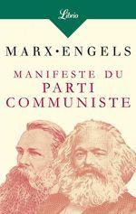 Vente EBooks : Manifeste du parti communiste  - Karl MARX - Friedrich Engels