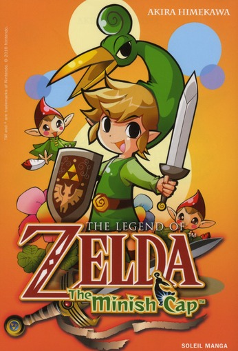Zelda T.7 ; The Minish Cap
