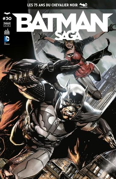 Batman saga n.30