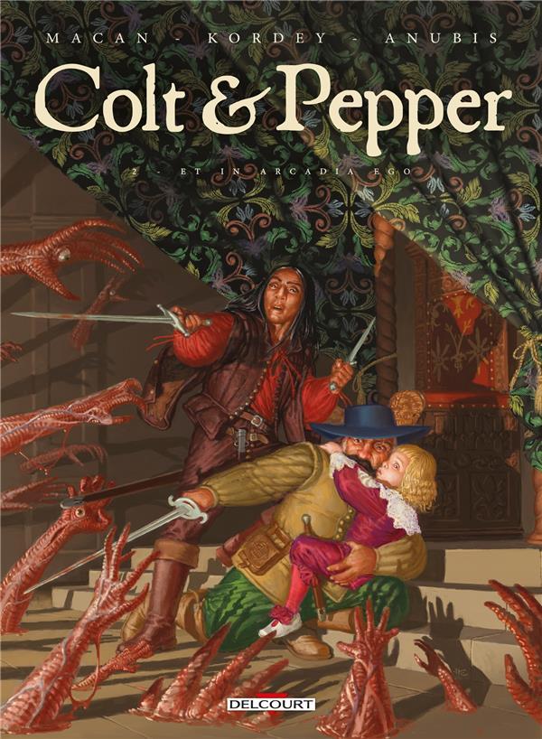 Colt & Pepper T.2 ; et in arcadia ego