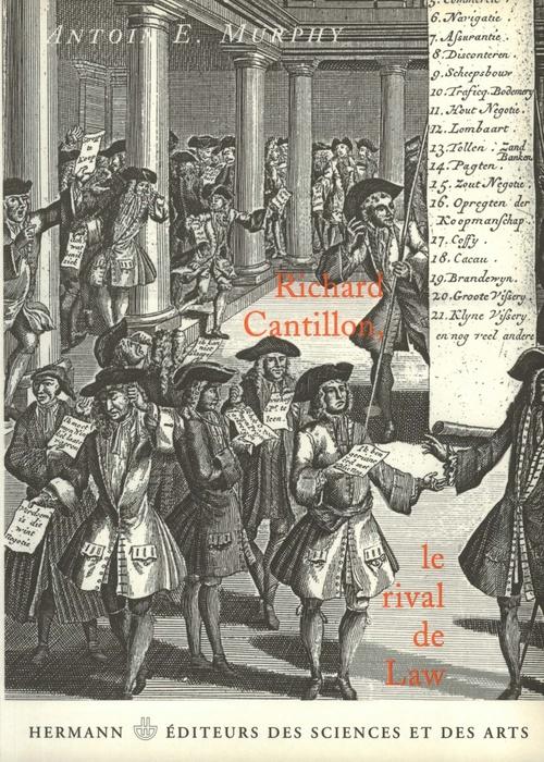 Richard cantillon, le rival de law