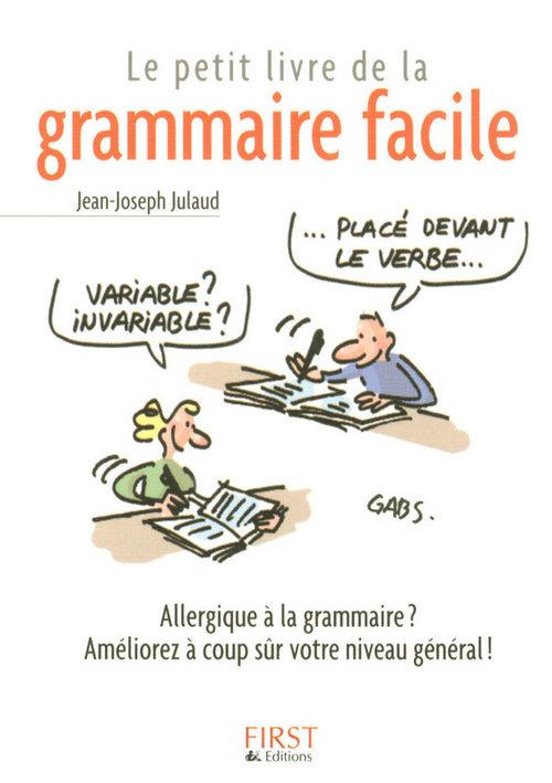 Le Petit Livre de - Grammaire facile