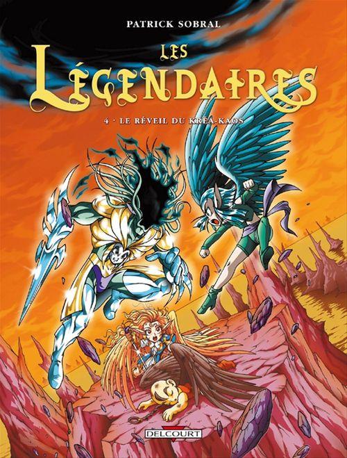 Les Légendaires T04