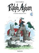 Couverture de Ralph Azham - Tome 8 - Personne N'Attrape Une Riviere