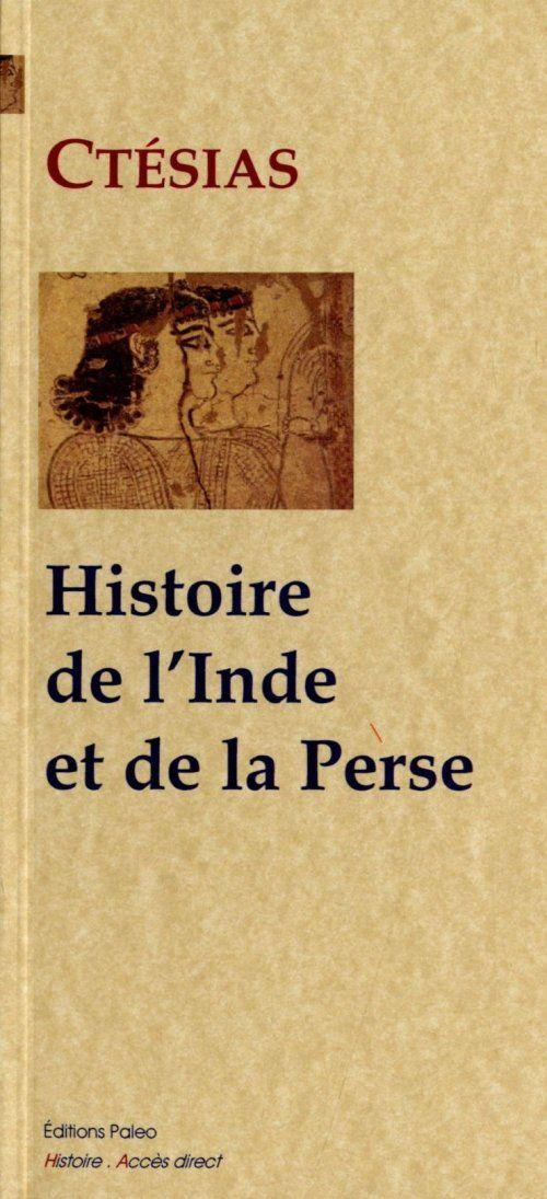 Histoire de l'Inde et de la Perse