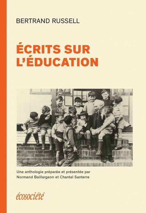 Écrits sur l'éducation