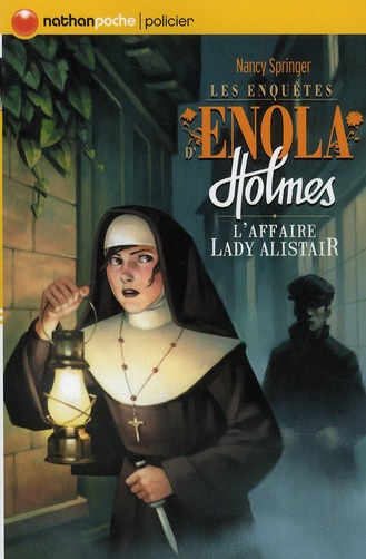 Les enquêtes d'Enola Holmes T.2 ; l'affaire lady Alistair
