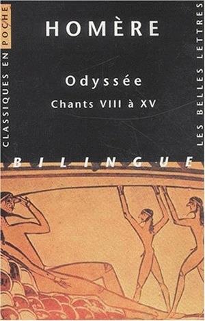 Odyssée t.2 ; chants VIII à XV
