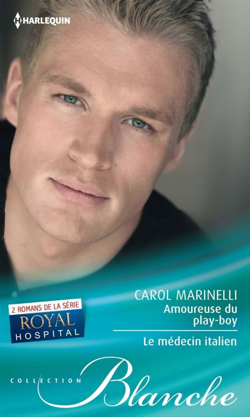 Vente Livre Numérique : Amoureuse du play-boy - Le médecin italien  - Carol Marinelli