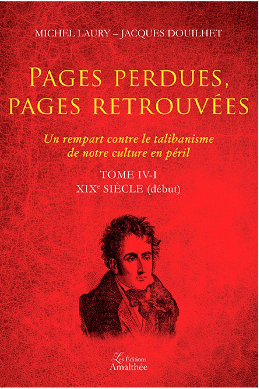 Pages perdues, pages retrouvées t.4-1
