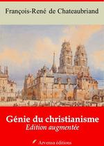 Vente Livre Numérique : Génie du christianisme - suivi d'annexes  - François-René de Chateaubriand