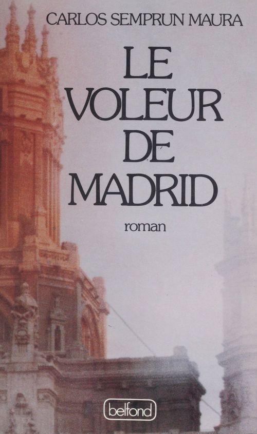 Le Voleur de Madrid