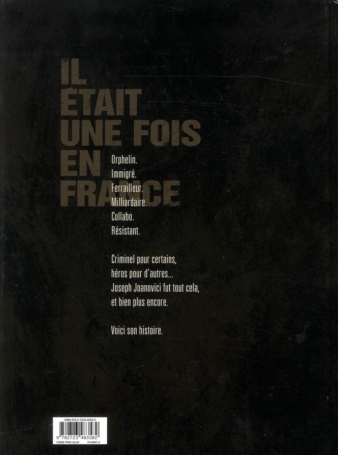 il était une fois en France t.5 ; le petit juge de Melun