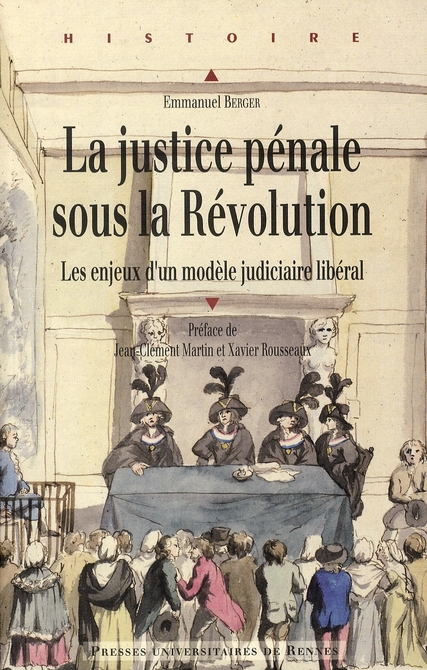 Justice penale sous la revolution