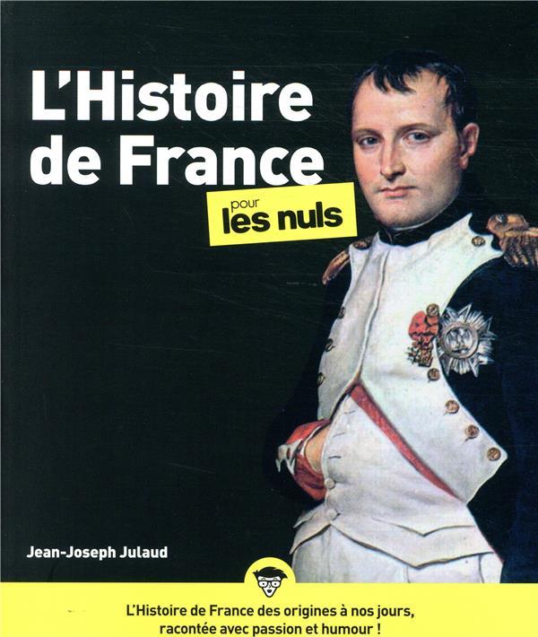 L'histoire de France pour les nuls (3e édition)