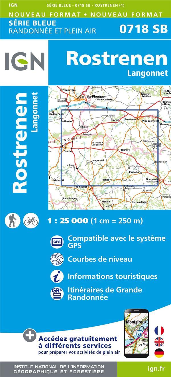 0718SB ; Rostrenen, Langonnet (édition 2018)