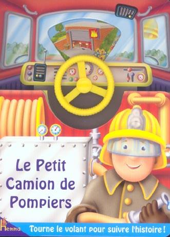 Le petit camion de pompiers