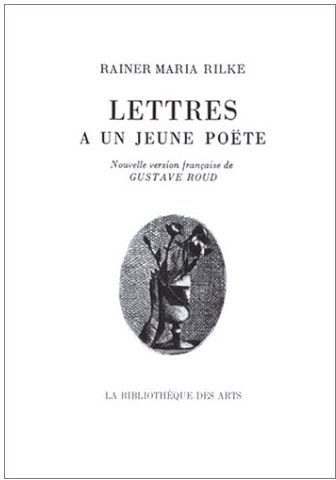 lettres à un jeune poëte