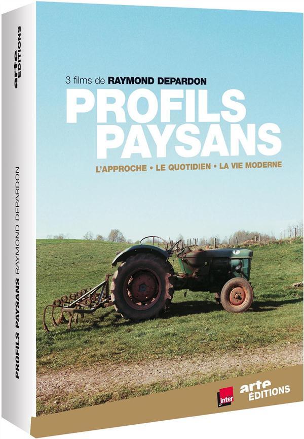 Profils paysans - La trilogie - L'approche + Le quotidien + La vie moderne