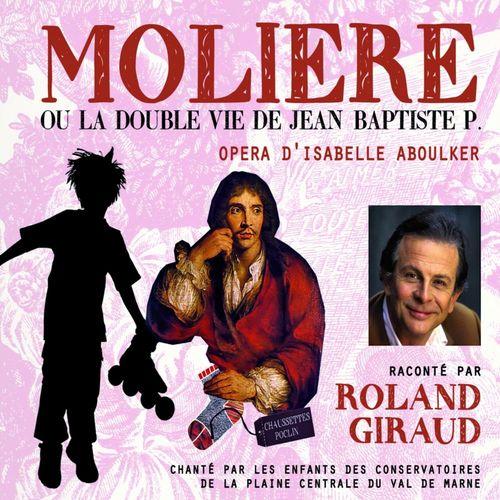 Vente AudioBook : Molière ou la double vie de Jean-Baptiste P.  - Isabelle Aboulker