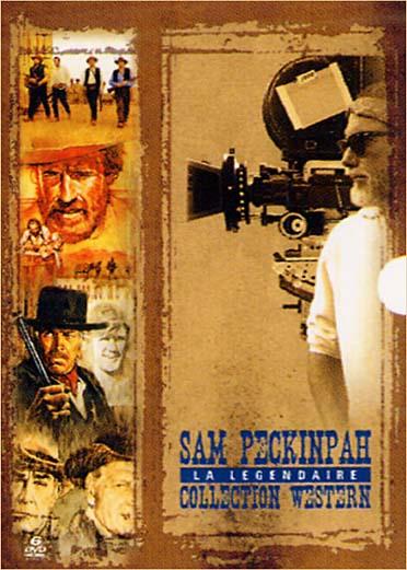 Sam Peckinpah, la légendaire collection western