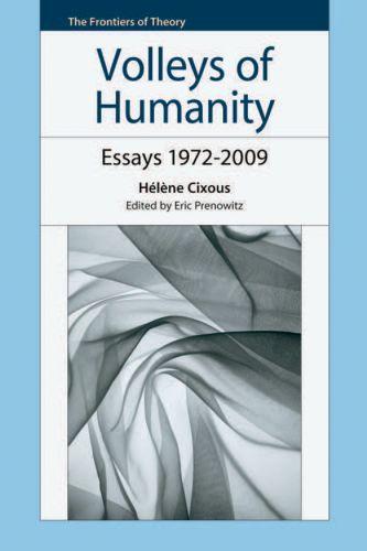 Volleys of Humanity: Essays 1972-2009