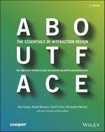Vente Livre Numérique : About Face  - Robert Reimann - Alan Cooper - Christopher Noessel - David Cronin