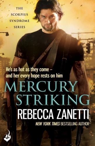 Vente EBooks : Mercury Striking  - Rebecca Zanetti