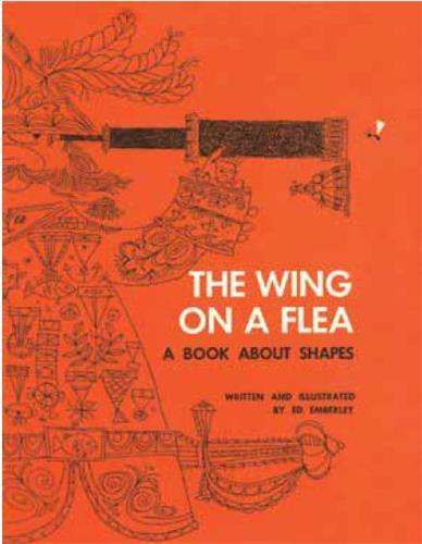 Ed Emberley The Wing On A Flea
