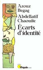 Couverture de Ecarts d'identite